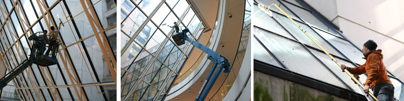 high rise window cleaning chattanooga