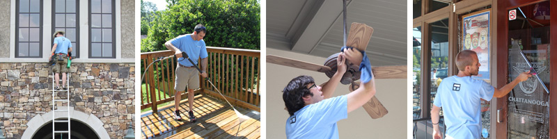 window cleaning chattanooga tn