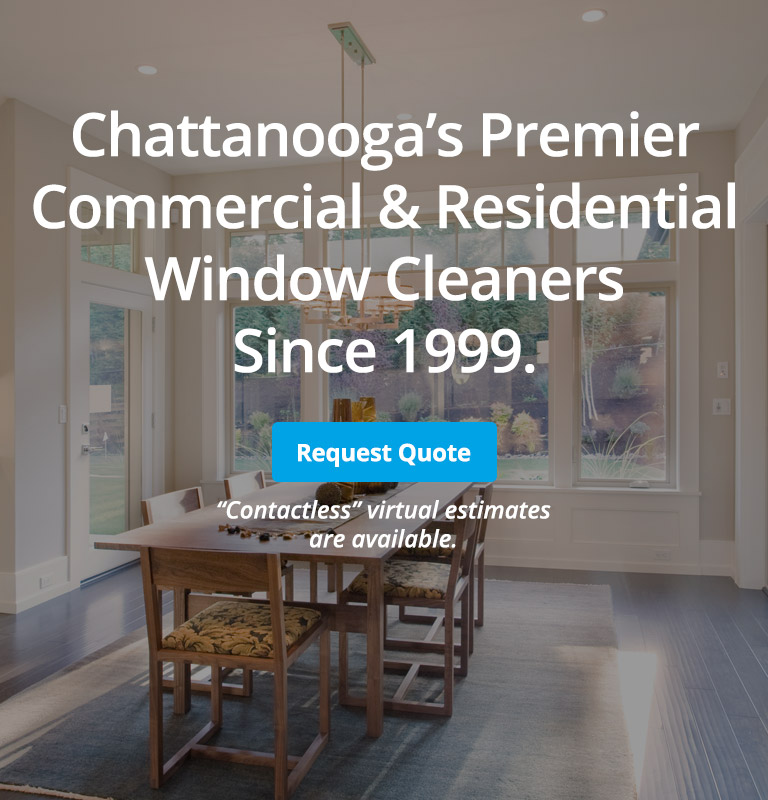 window cleaning chattanooga residential window washers